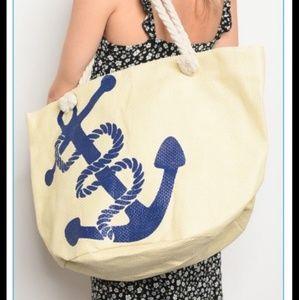 Handbags - Anchor Large Tote